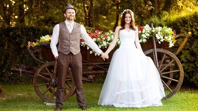 Поздравления брату на свадьбу от сестры